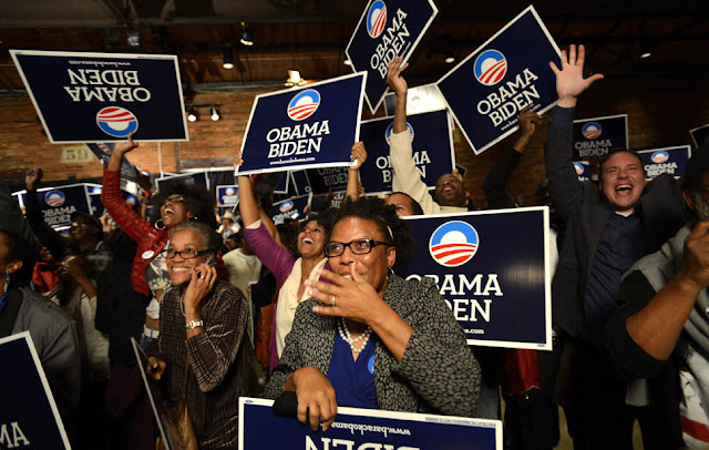 Obama pulls out reelection in hard-fought battle