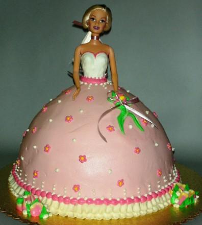 Barbie Princess Cake Design : Disney Barbie Princess Cakes Decoration Ideas Wedding Ido