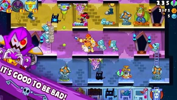 Castle Doombad v1.1 APK [Unlimited Money]