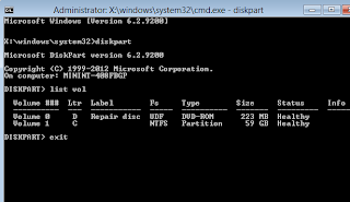 Cara Mereset Password Windows 8