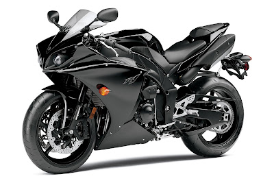 2011 Yamaha YZF-R1 Black Color