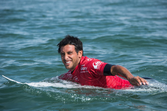 14 Jeremy Flores FRA 2015 Quiksilver Pro France Fotos WSL Poullenot Aquashot