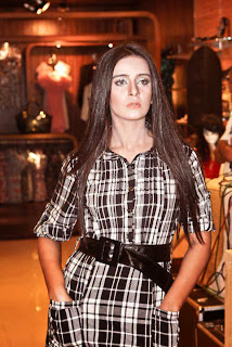 Bangladesh Fashion Show Girl Ruma Wear Sexy Tight Dresses Photos