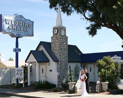 Las Vegas Outdoor Wedding Chapels