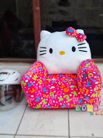 SofaBoneka  Hello Kitty