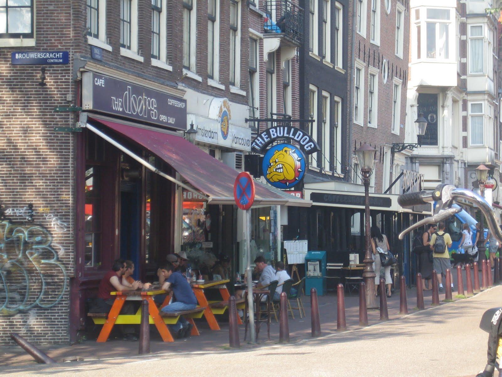 Wandering flipflops when in amsterdam for Bulldog hotel amsterdam