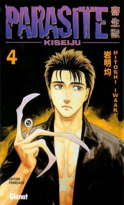Parasyte (Kiseijuu) #4
