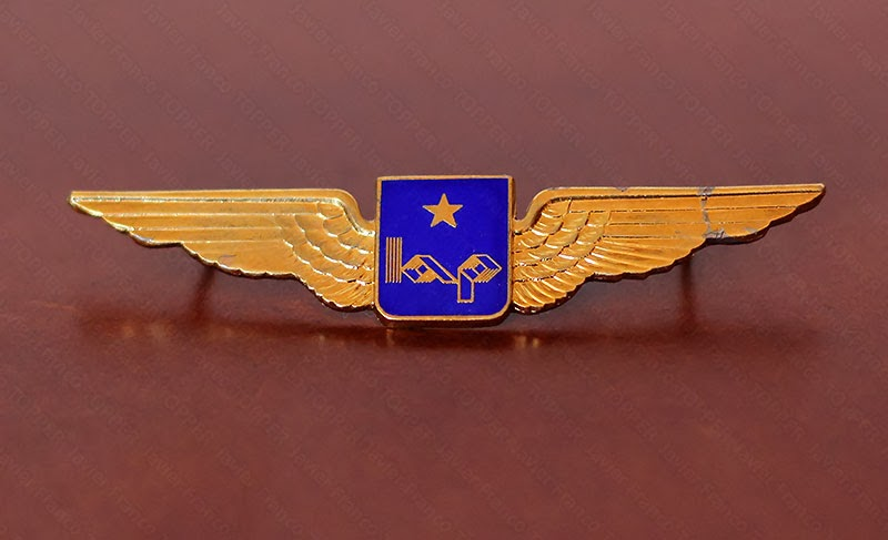 Broches o 'pin' de aviación - Líneas Aéreas Petroleras - Colombia
