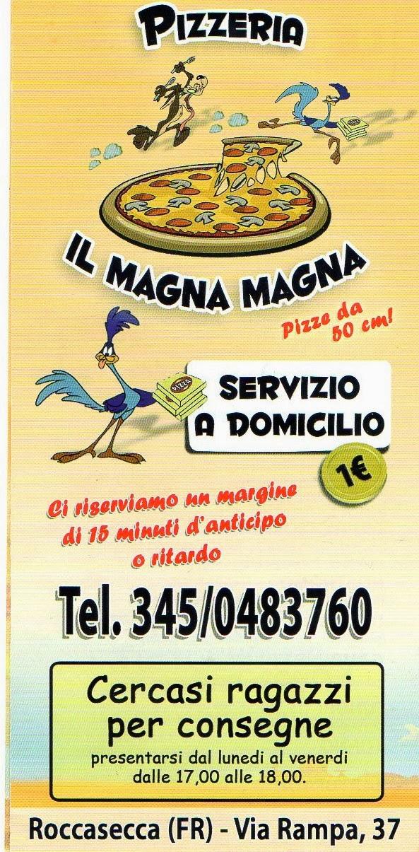 Pizzeria Il Magna Magna