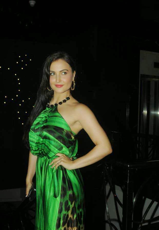 Elli Avram at Gionee FHM 100 Sexiest Women in the World 2014 Party