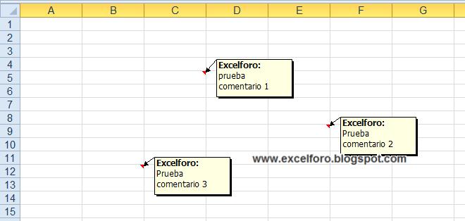 04/15 - 1/05/15   EXCEL FORO: EJERCICIOS, EJEMPLOS, SOLUCIONES ...