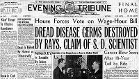 Τι γνώριζαν οι γιατροί το 1934 για τον καρκίνο;