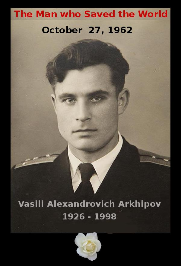 Soviet Officer Who Saved The World Man Who Saved The World