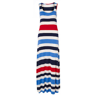 Nautical dress, Oliver Bonas