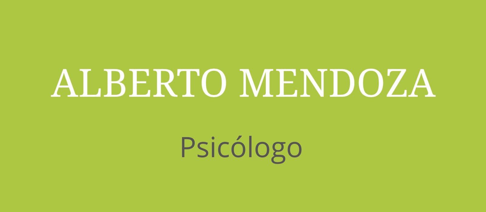 Psic. Alberto Mendoza Capetillo