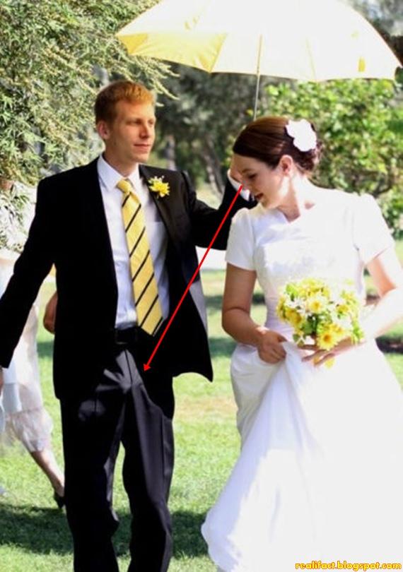 Kejadian-Kejadian Lucu Saat Prosesi Pernikahan