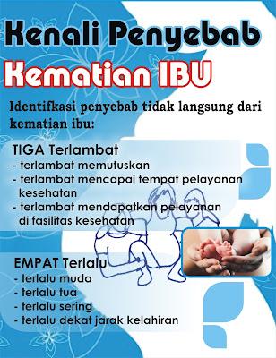 Poster Kesehatan Untuk Ibu Melahirkan