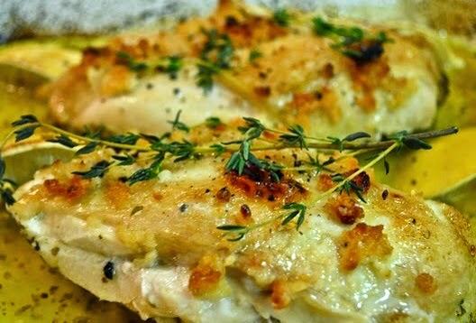 Carmina camilleri pechugas de pollo al lim n y finas hiervas - Pechugas al limon ...