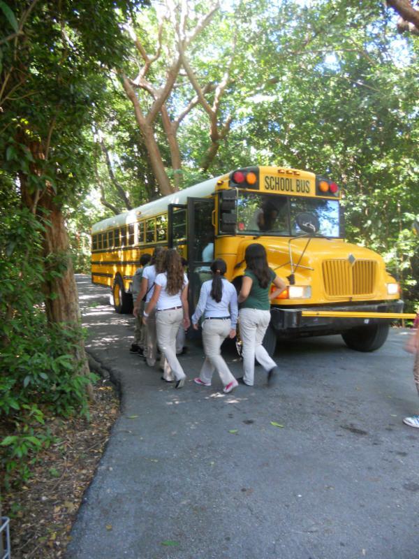 Coconut Grove Grapevine Vizcaya 39 S Bus Scholarship Fund