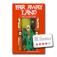 Frugal GM Review: Far Away Land Quickstart Rules