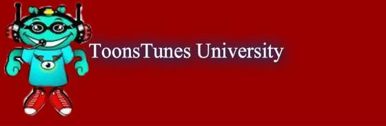 Toons Tunes University
