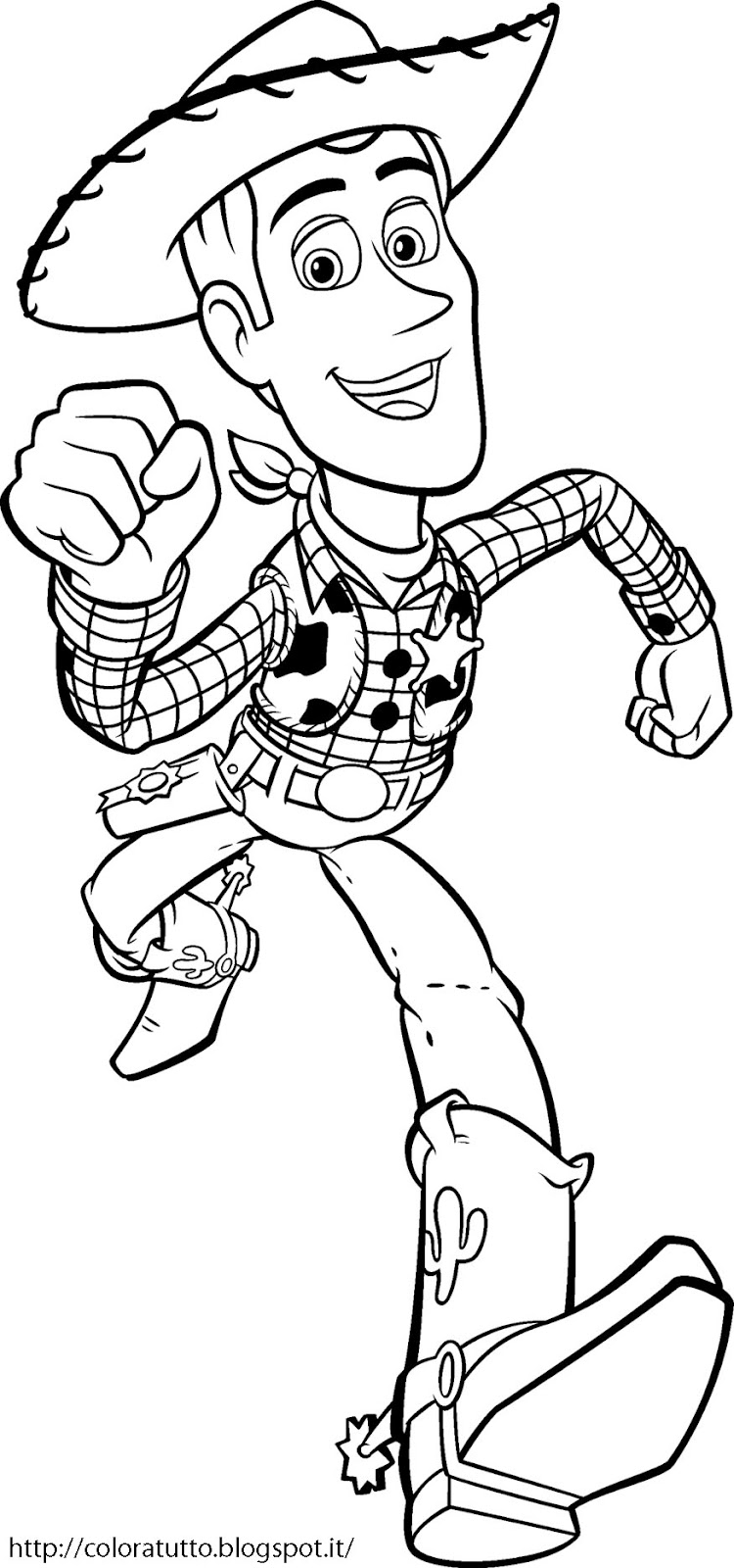 Giugno 2012 for Story coloring pages