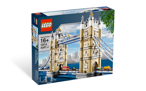 legoreve tower bridge lego 10214. Black Bedroom Furniture Sets. Home Design Ideas
