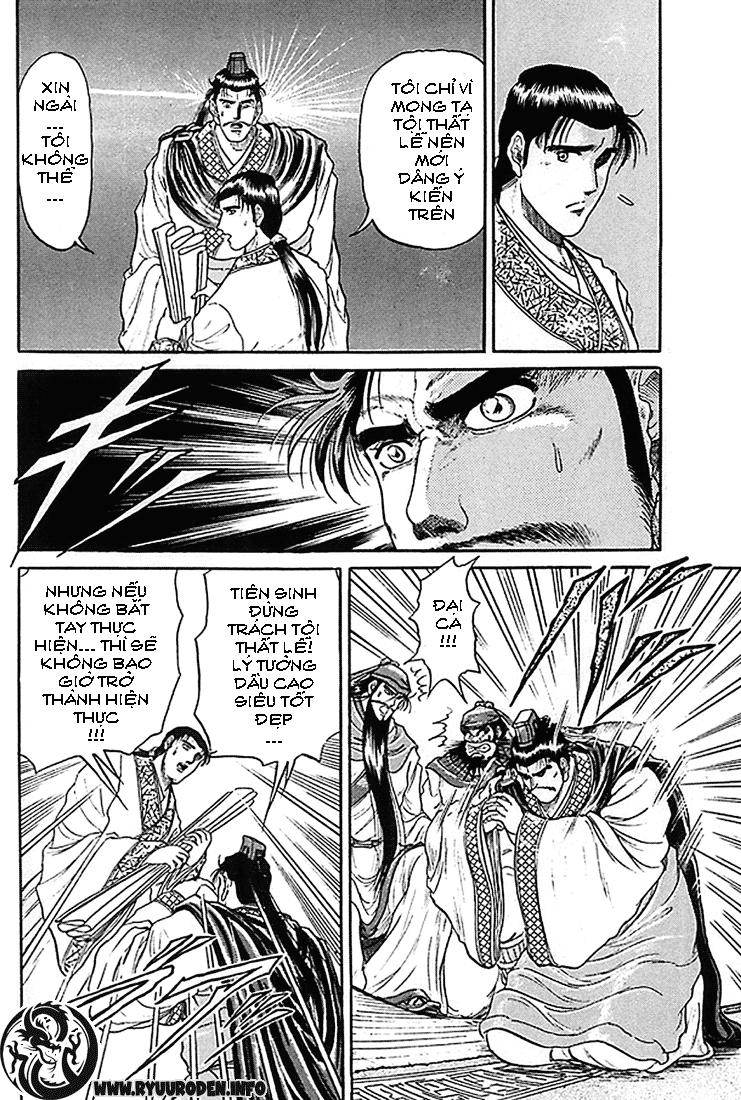 Chú Bé Rồng - Ryuuroden chap 7 - Trang 33