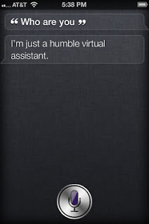 Siri: Who are you?