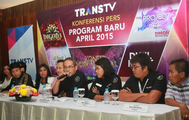 Pagelaran Musik 'Dag Dig Dut' Akan Segera Tayang di Trans TV