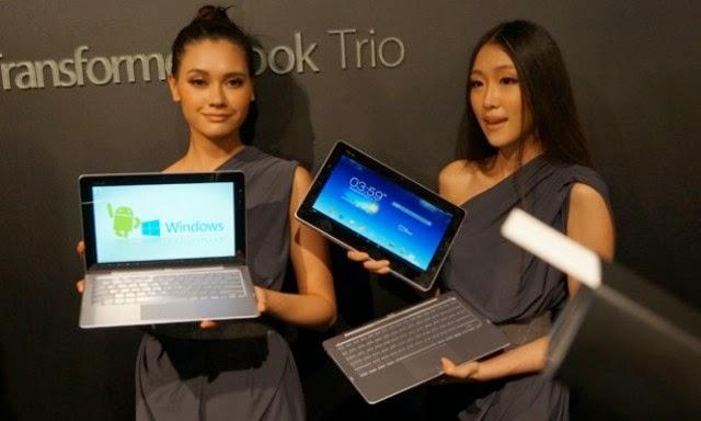 Daftar Harga Laptop Asus Terbaru Maret 2014