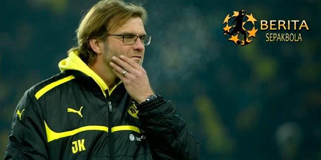 """Klopp Takkan Tinggalkan Dortmund"""