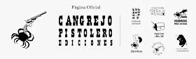 CANGREJO PISTOLERO EDICIONES OFICIAL