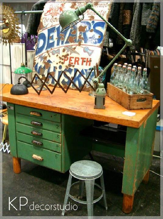 Tienda online de muebles y decoracion vintage industrial frances