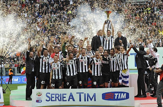 Juventus Scudetto Serie A 2012
