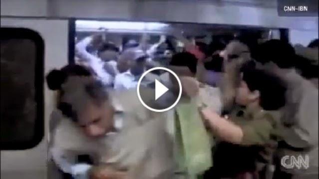 Video: Penumpang lelaki yang ceroboh koc wanita terima hukuman