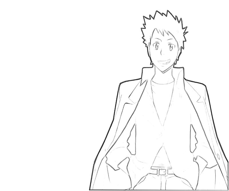 printable-takeshi-yamamoto-look_coloring-pages