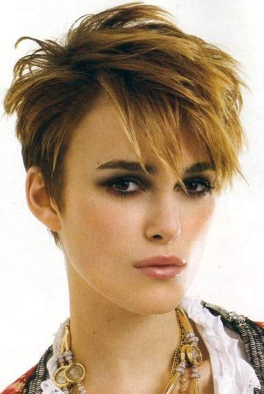 short hair cuts: funky short hair cuts
