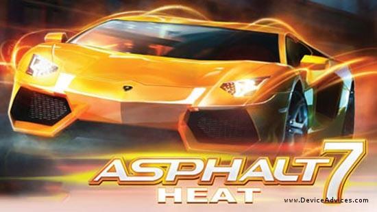 asphalt 7 heat apk obb