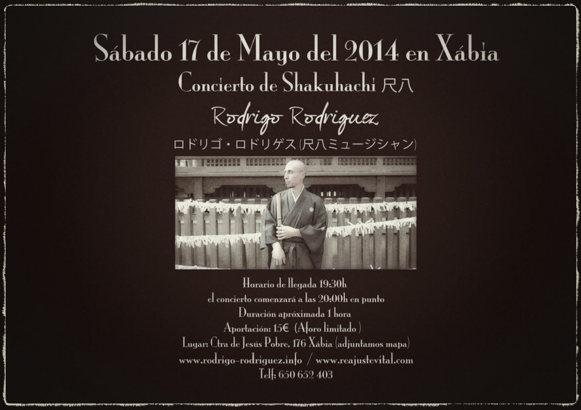 Concierto de Shakuhachi