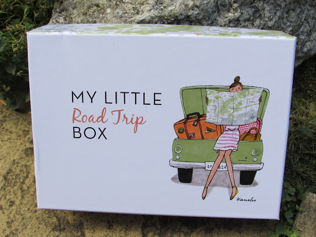 my little road trip box