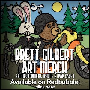 BRETT GILBERT ART
