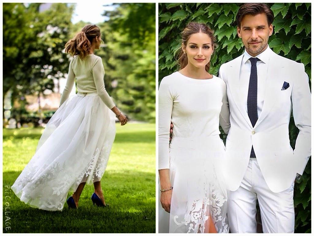 abiti da sposa vip, abito sposa olivia palermo