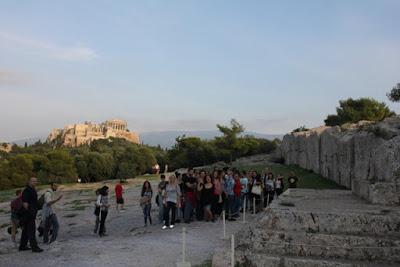 Αττική: Ξενάγηση στους λόφους της Ακρόπολης