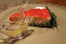 Salmon-cheesecake, en av mine favoritter!