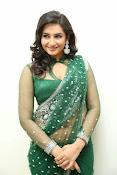 Ragini Dwivedi Glamorous photos in Green Saree-thumbnail-20