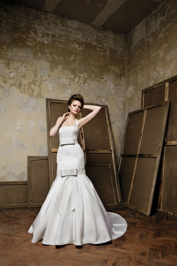 Pronuptia Wedding Dress 30 Lovely Below Mondrian refined elegance