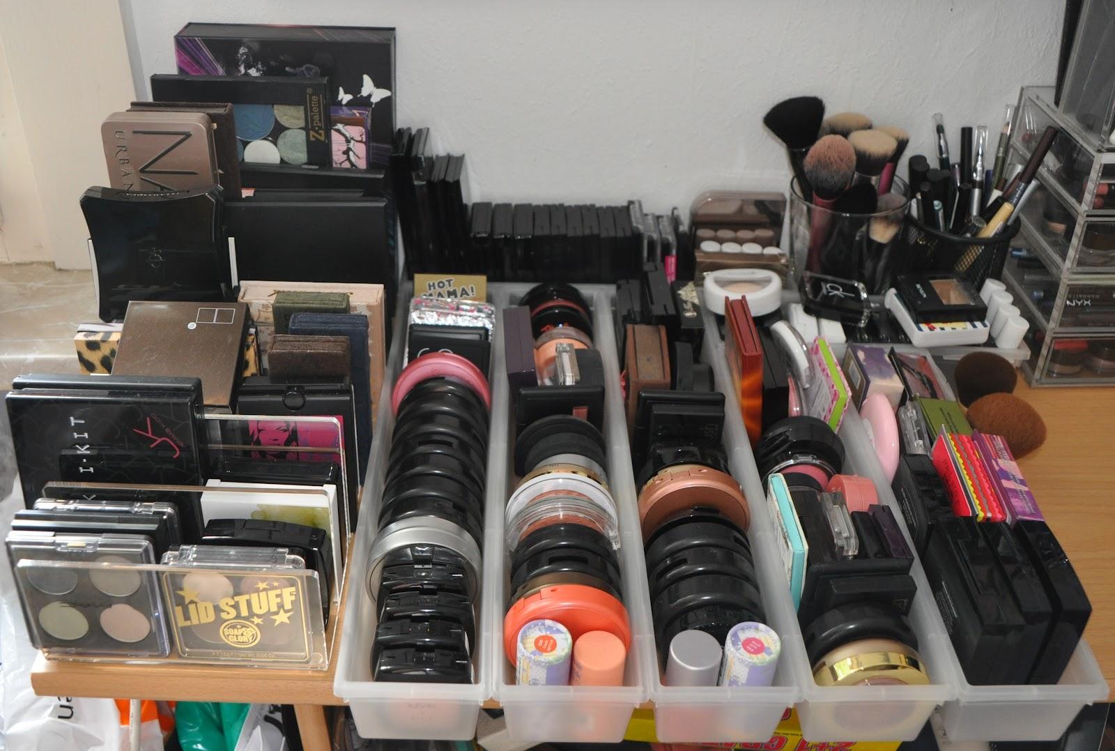 schni 39 s beauty blog make up organisation. Black Bedroom Furniture Sets. Home Design Ideas