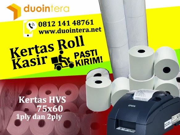 Kertas Roll HVS - Kertas Roll 1ply - Kertas Roll 2ply - Kertas Roll Jakarta