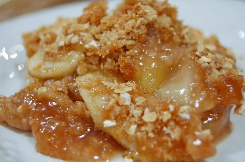 The Italian Fork: No Fail Apple Crisp